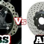 Phanh ABS khác CBS như thế nào?