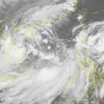 Sự khác nhau giữa áp thấp nhiệt đới và bão