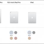 Sự khác nhau giữa các dòng ipad