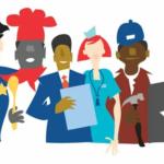 Cách phân biệt work, job và career