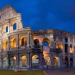 sự khác biệt kiến trúc giữa La Mã và Hy Lạp