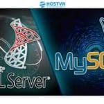 Sự khác biệt giữa MySQL và SQL Server