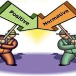 Kinh tế học thực chứng là gì? Sự khác biệt giữa kinh tế học thực chứng và kinh tế học chuẩn tắc