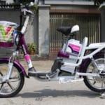 Phân biệt xe máy điện và xe đạp điện