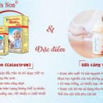 sự khác nhau giữa sữa non và sữa công thức