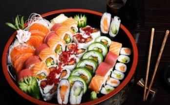 kimbap-va-sushi