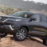 Sự khác nhau giữa 6 phiên bản xe Toyota Fortuner