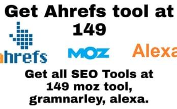 ahref và alexa